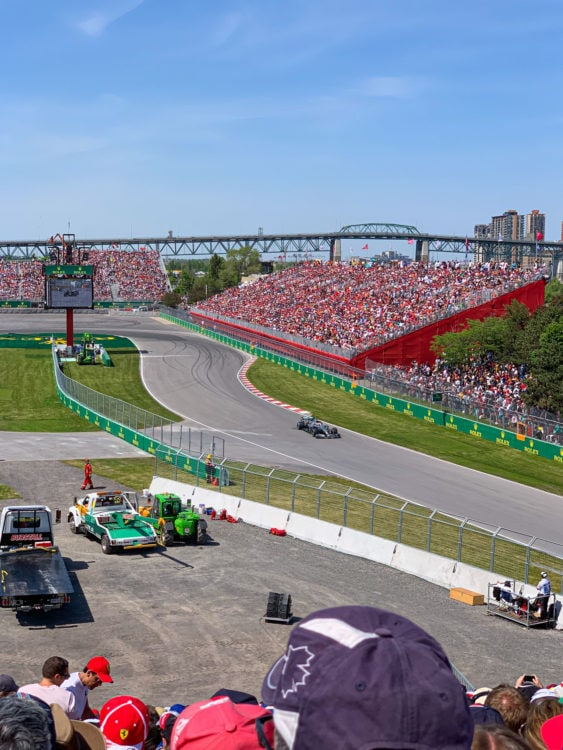 Canadian Grand Prix in Montreal, Canada