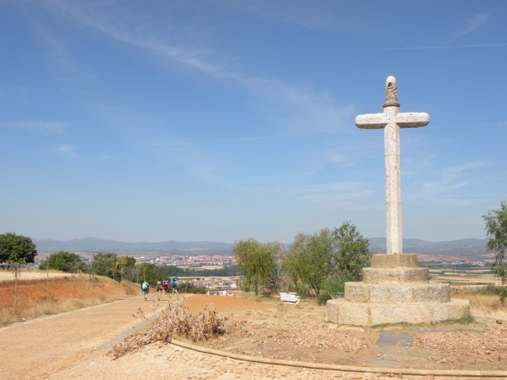 Hospital - El Ganso 24 cross and Astorga