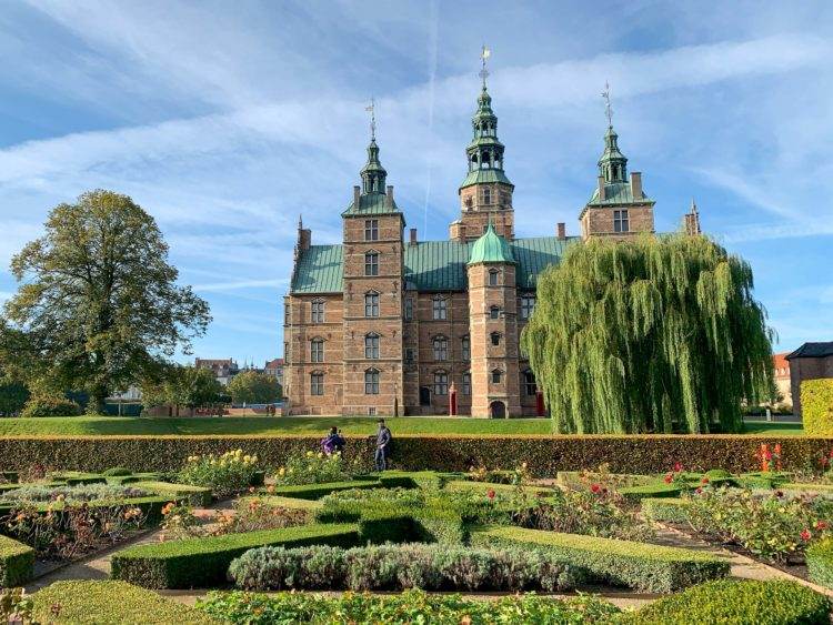 Don't miss the stunning Rosenborg Castle, one of the coolest places to visit in Copenhagen