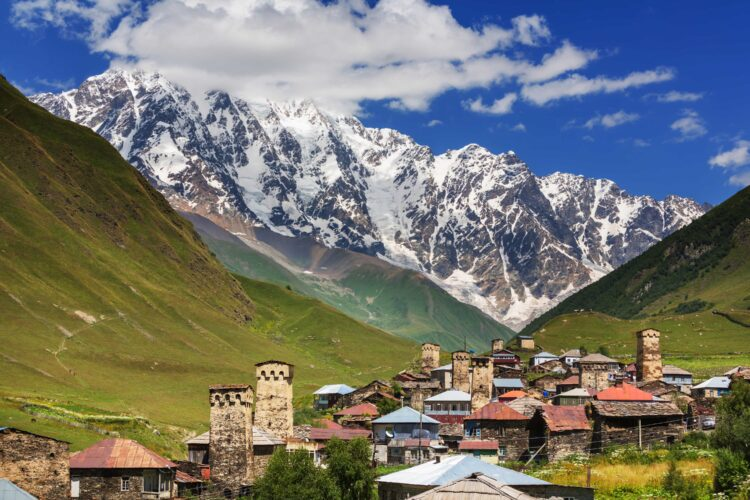 If you're considering adventure tours in Georgia, check out Svaneti