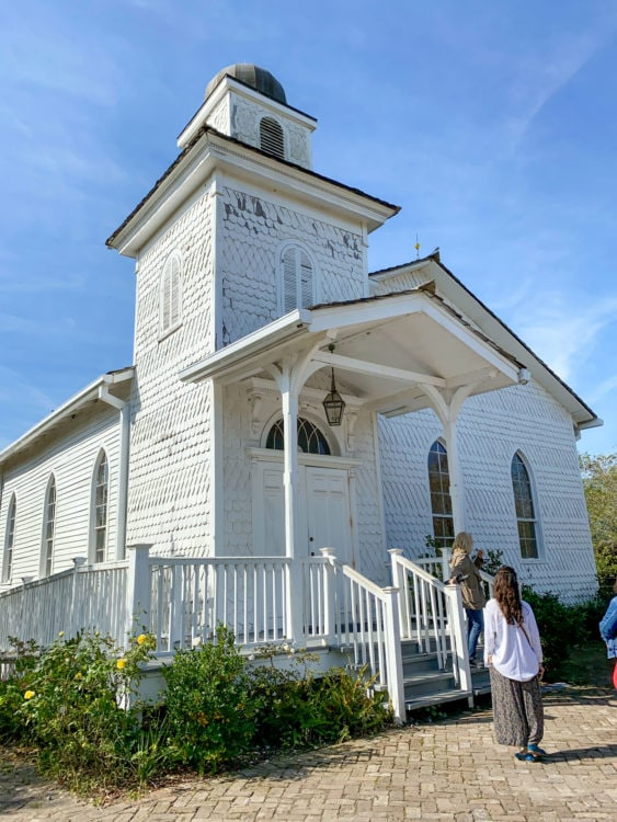 The Antioch Baptist Church