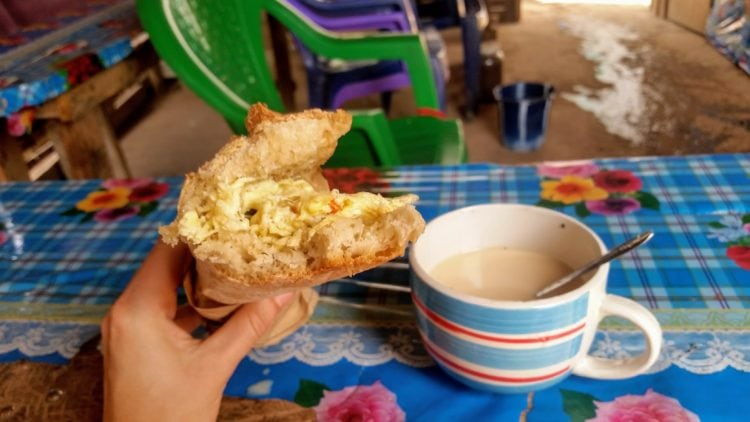 Eating like a local can help you travel West Africa on a budget
