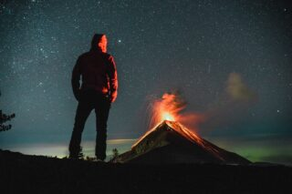 Volcano-Acatenango-Hike