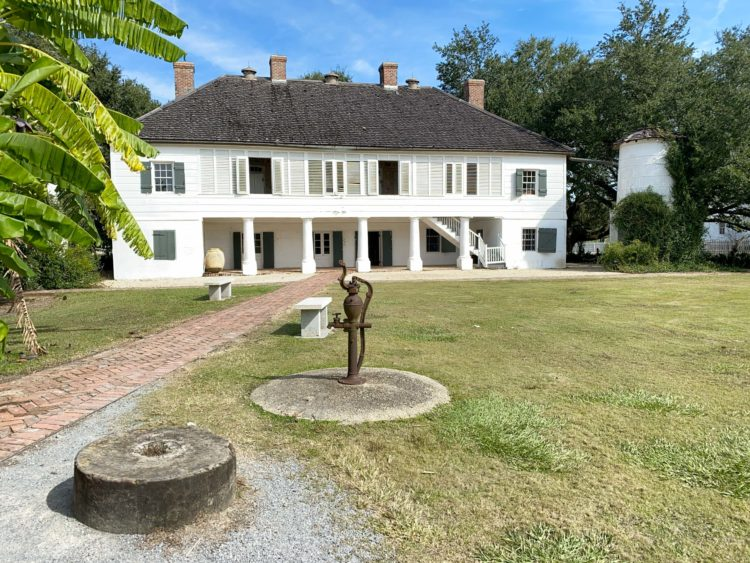 Whitney Plantation house
