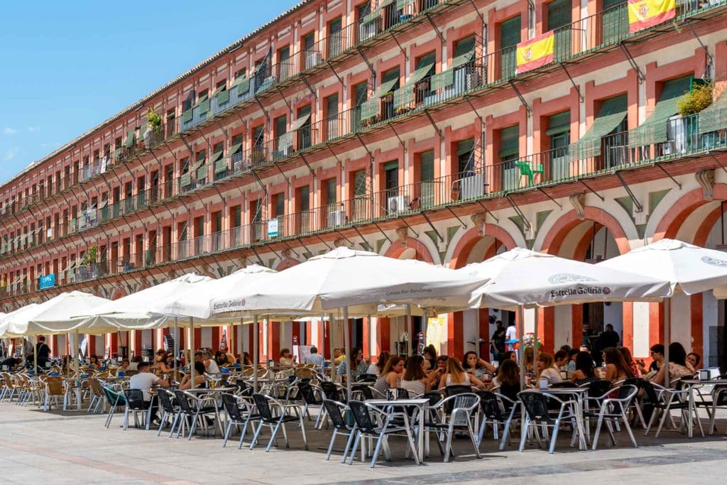 Looking for inexpensive lunches is one way to travel Andalusia on a budget