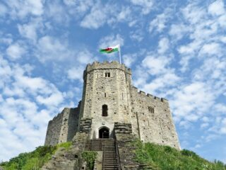 Cardiff Castle (photo: Margaret Decker, Pixabay)