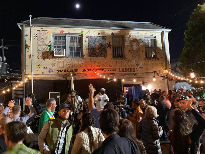 Kermit's Treme Mother in Law Lounge