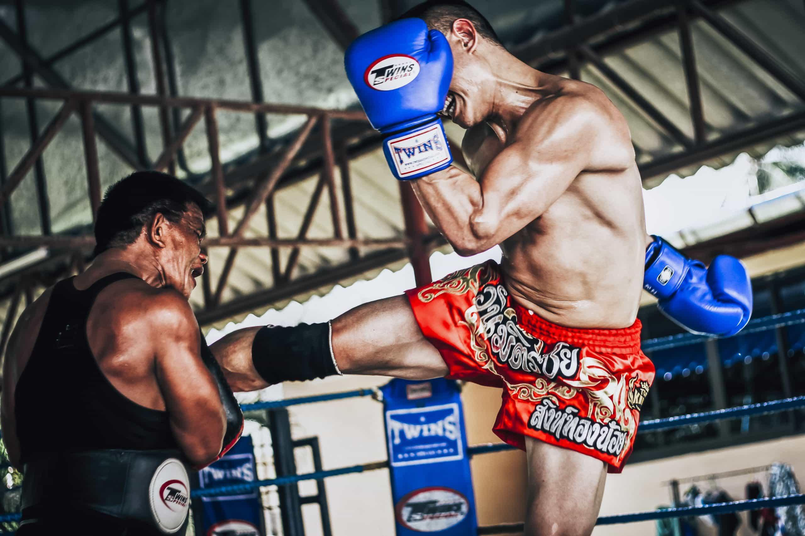 Muay Thai in Phuket (photo: Christopher Chiu, Pixabay)