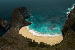 Nusa Penida, a small island off the coast of Bali (photo: Christoph Smahel)