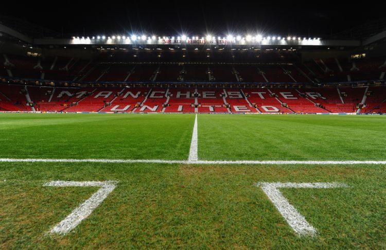 Old Trafford stadium is home to Manchester United (photo: Jakub Mularski, Pixabay)