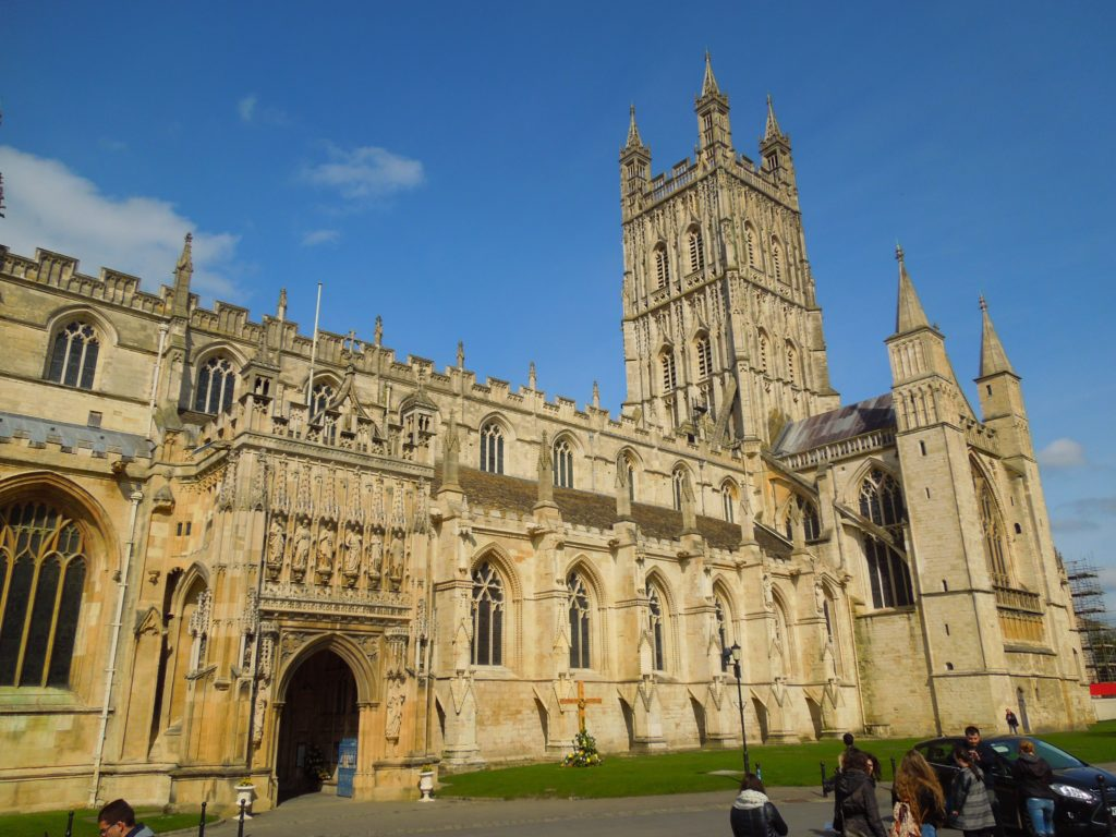 Gloucester Cathedral (photo: Michael Schwinge, Pixabay)