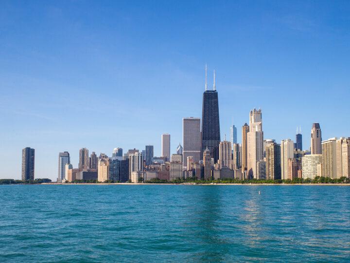 Chicago skyline (photo: R Boed, Flickr)
