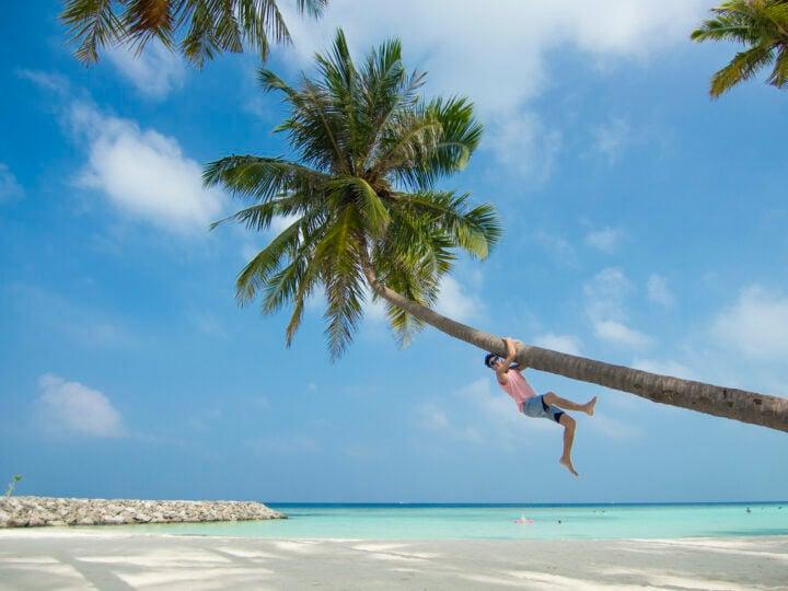 Bikini Beach, Maafushi island