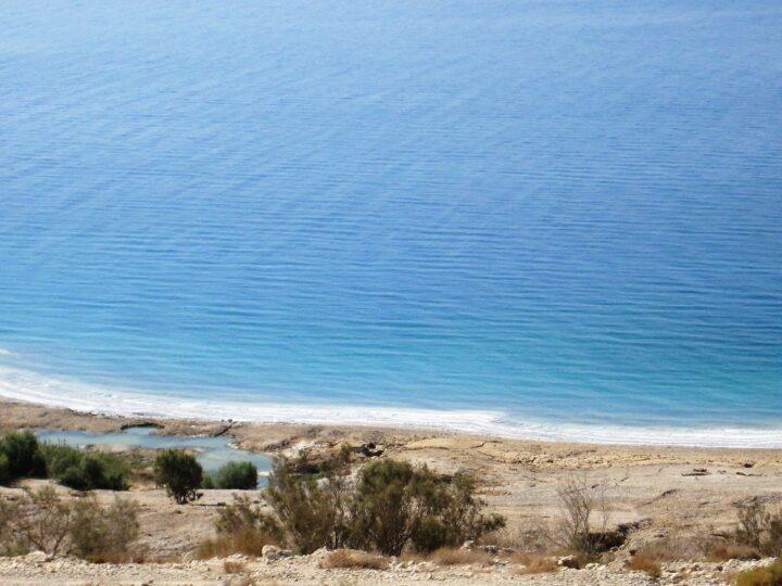 The Dead Sea (photo: Regina Shanklin, Pixabay)