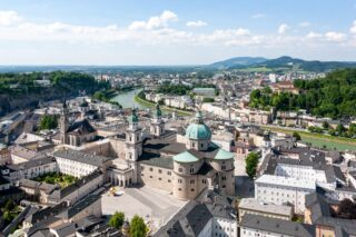 Salzburg (photo: Dimitry Anikin, Unsplash)