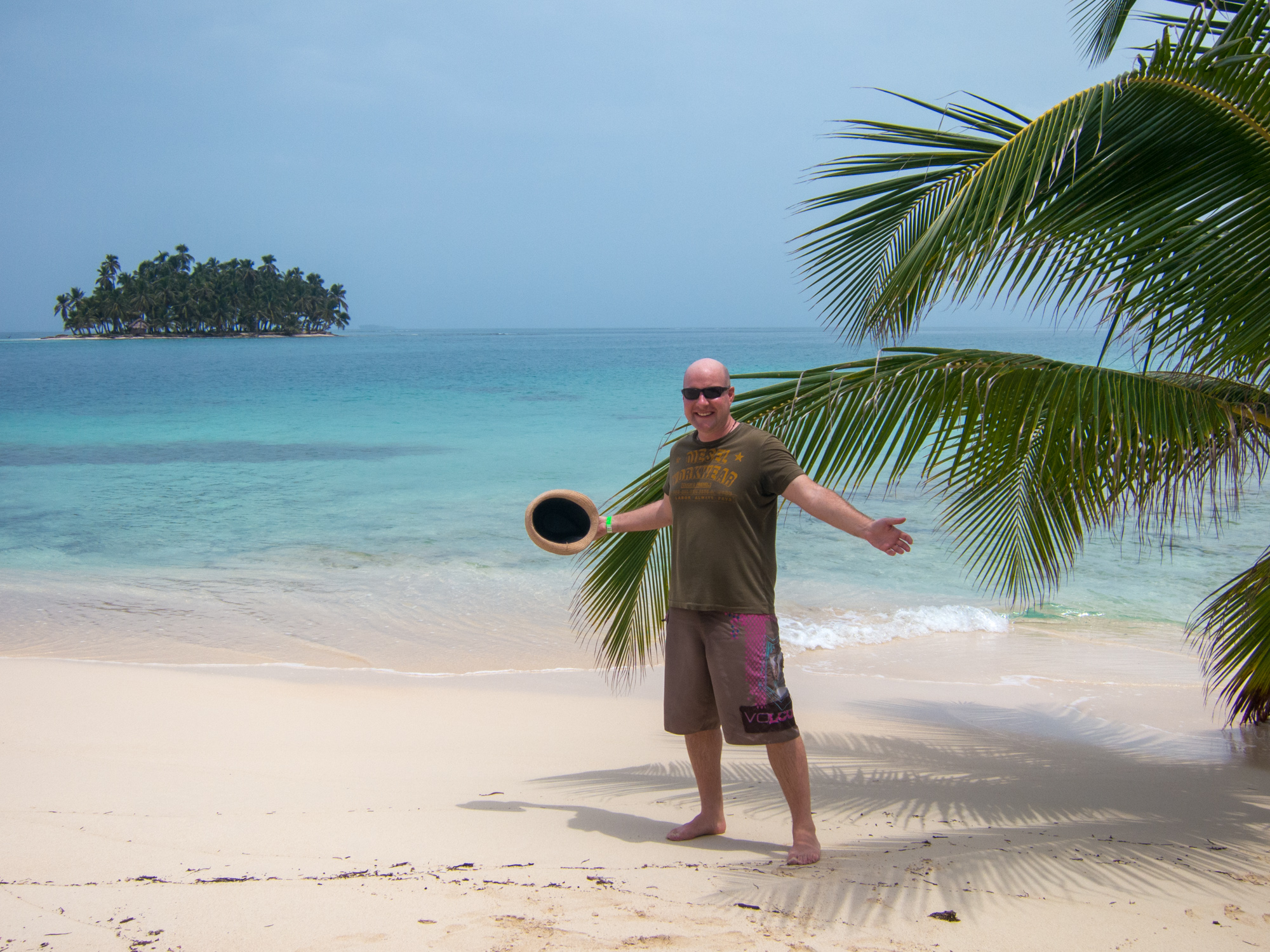 Dave in paradise