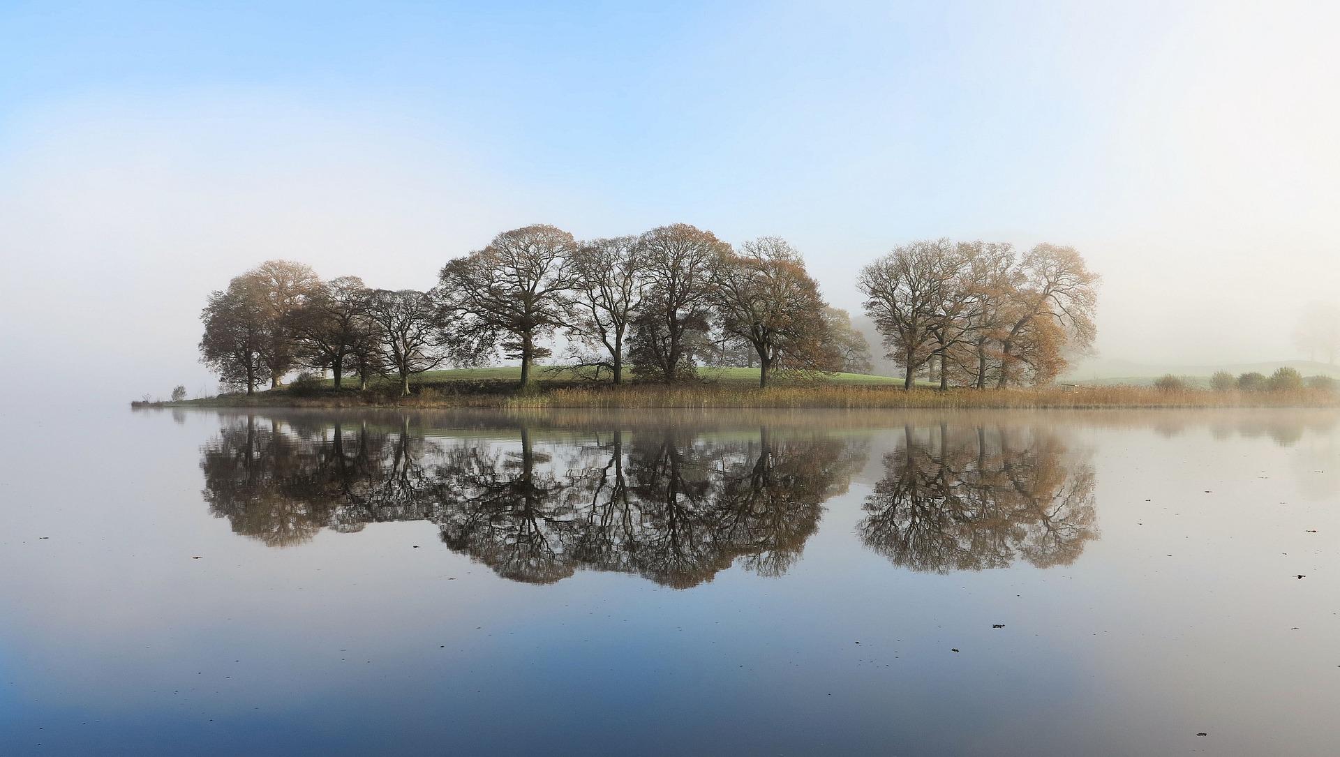 Esthwaite lake (photo: APB, Pixabay)