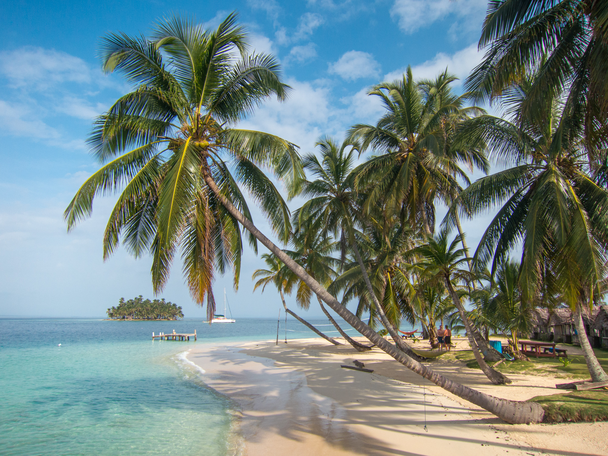 Kuanidup island