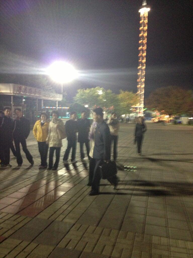 Mangyongdae Funfair