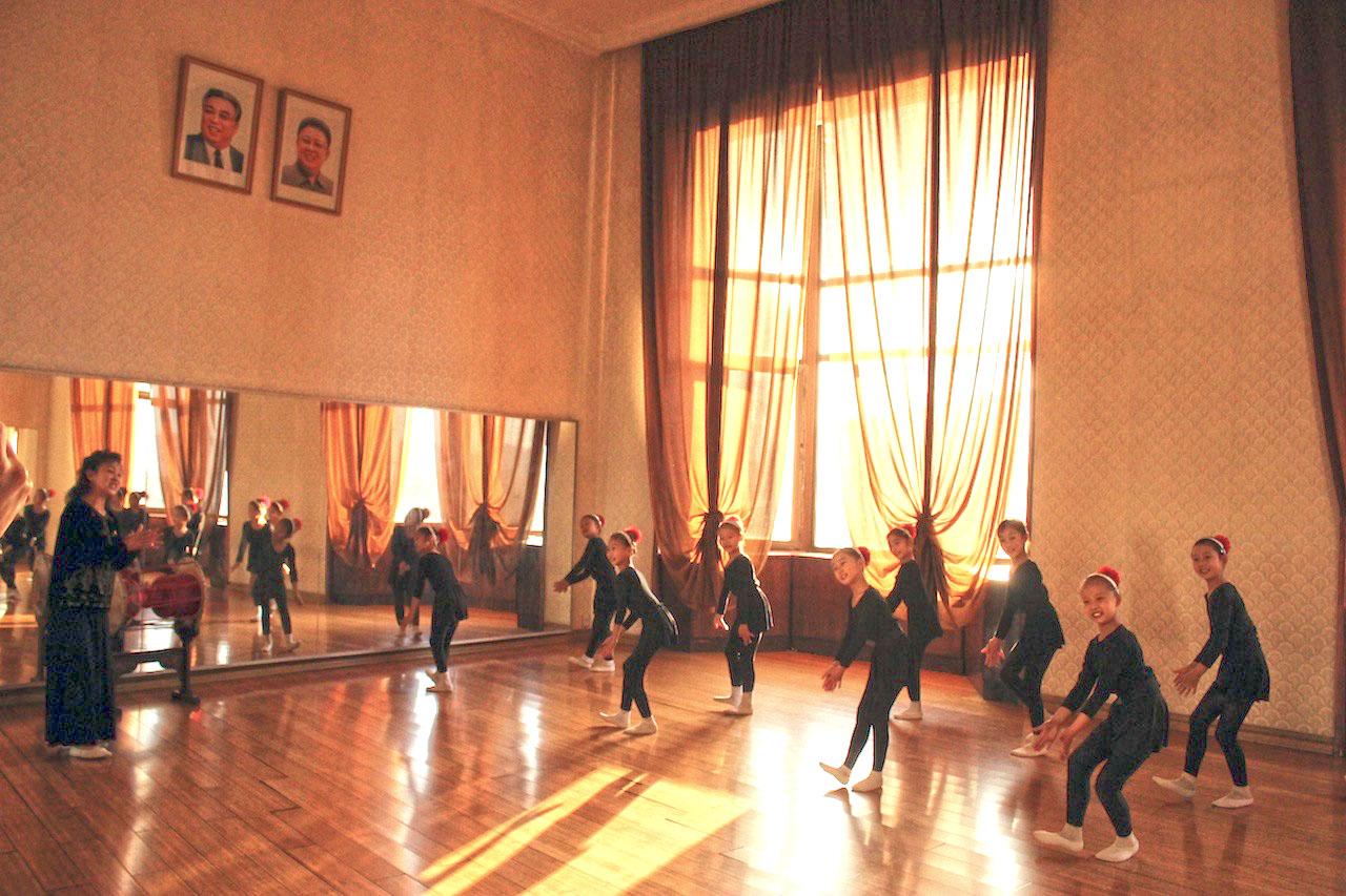 Mangyongdae School Children's Palace