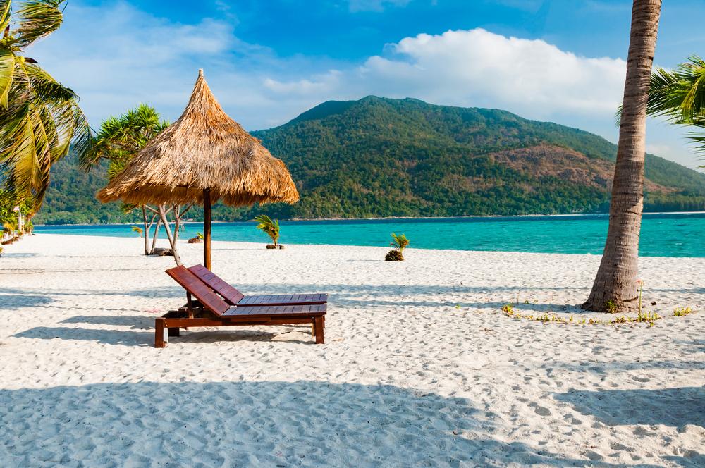 Beach on Phuket, Thailand
