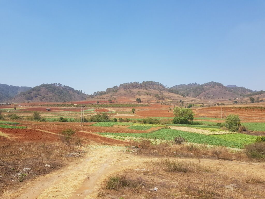 Hikers need to be careful about landmines in Myanmar