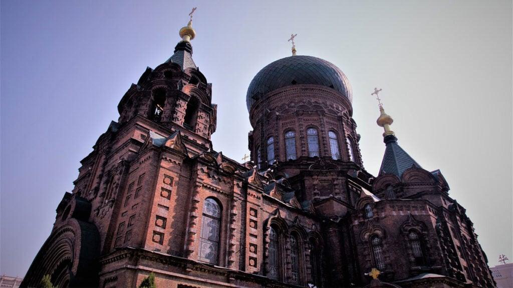 St. Sophia Orthodox Church in Harbin