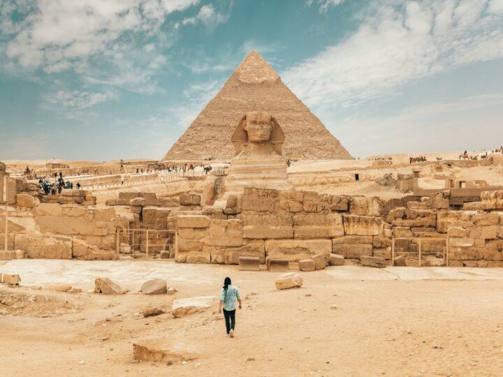 Sphinx (photo: Spencer Davis)