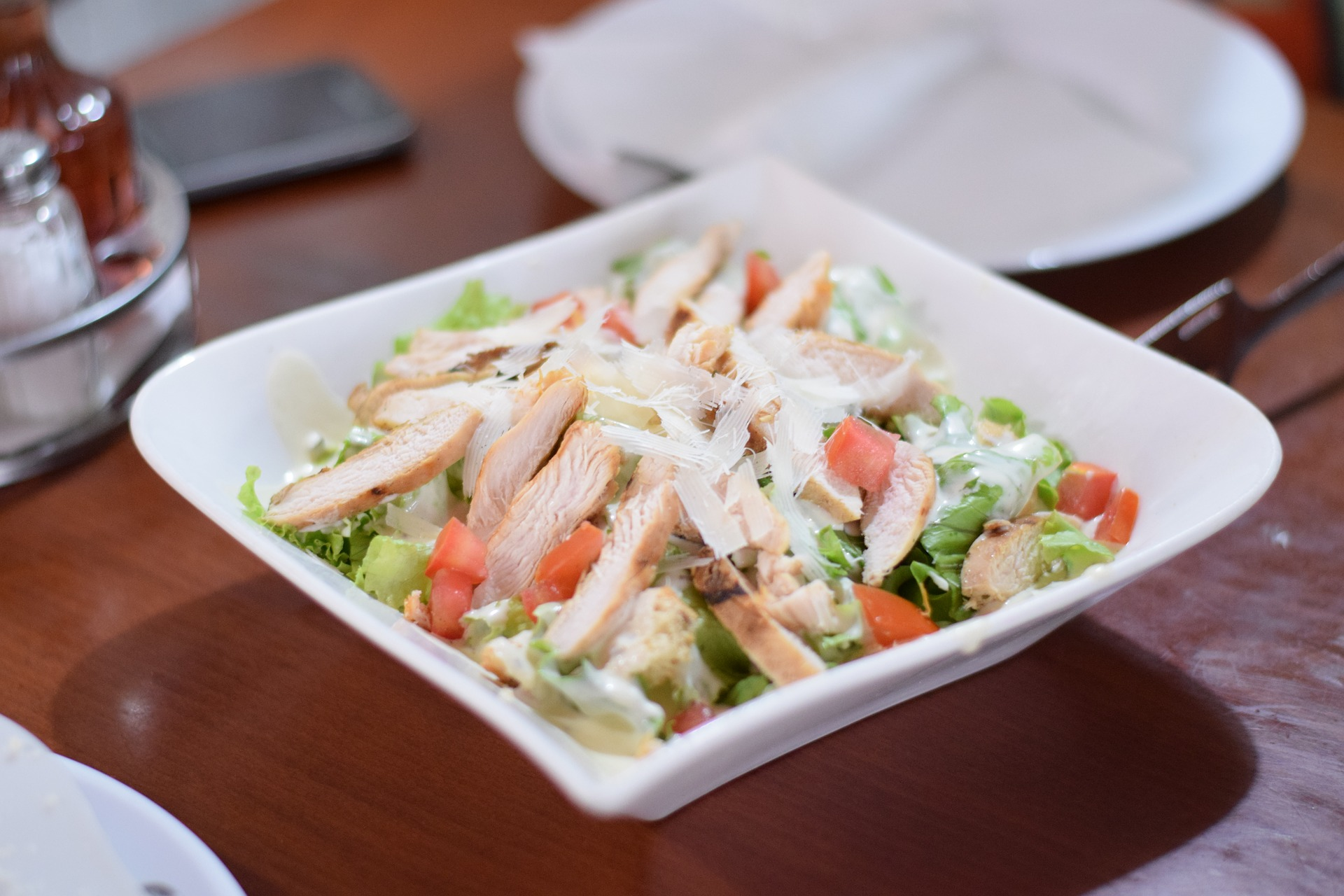 Chicken salad (photo: ExplorerBob)