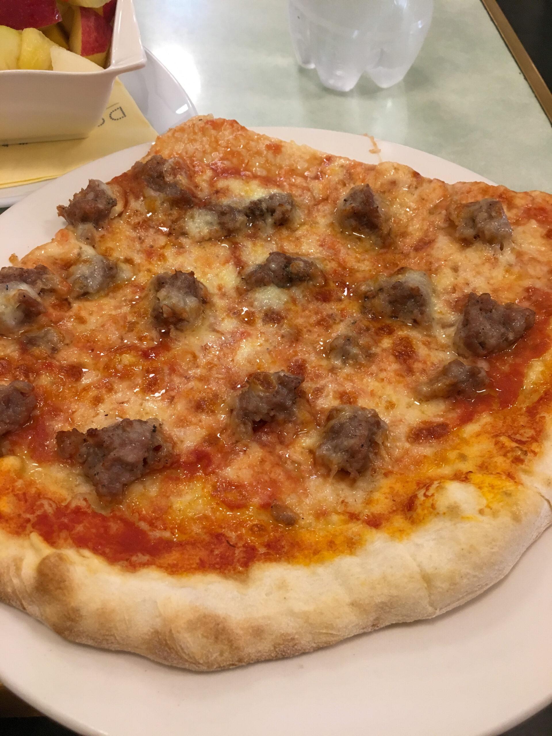 Pizza at Dot