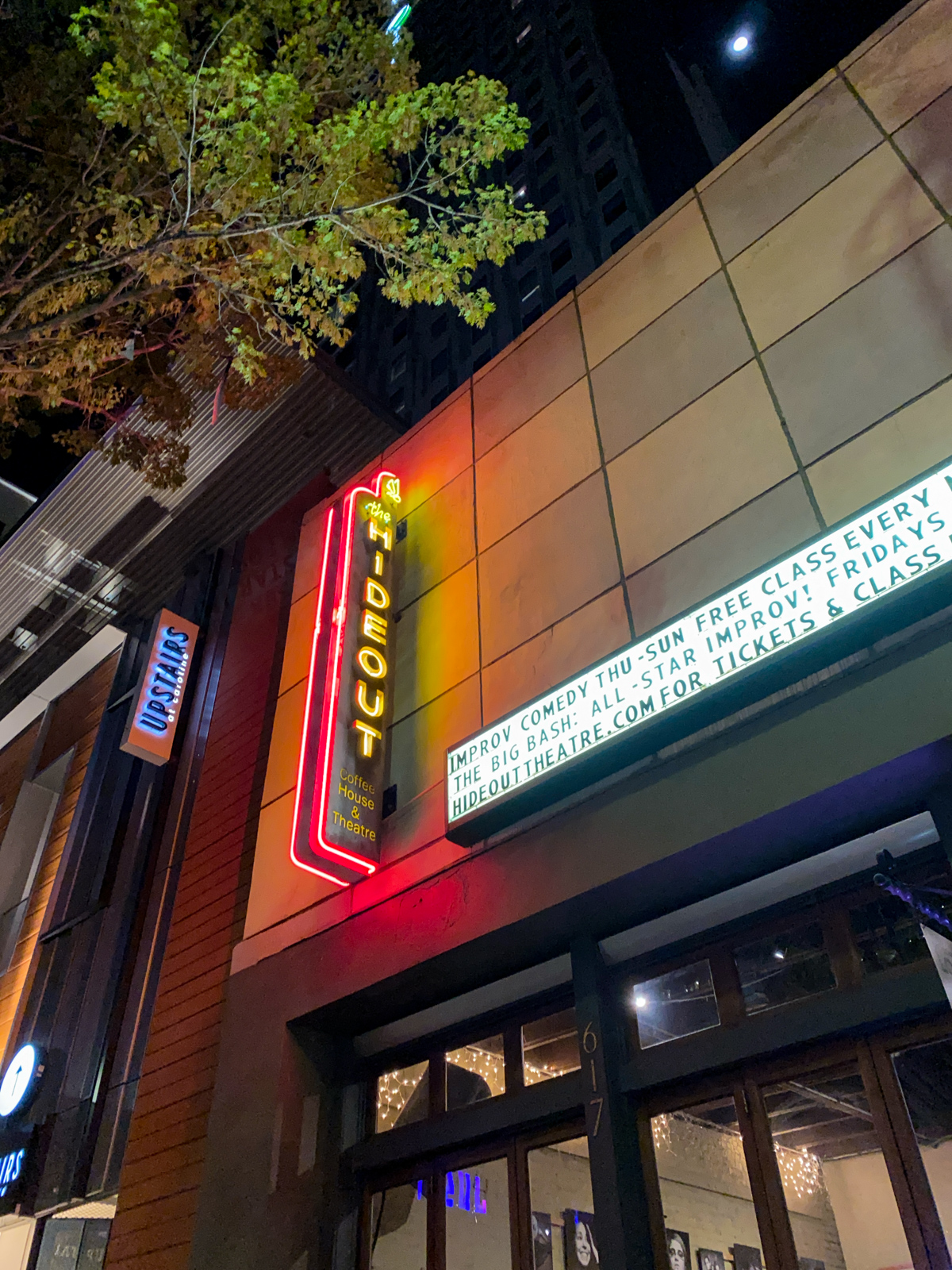 Hideout Theater