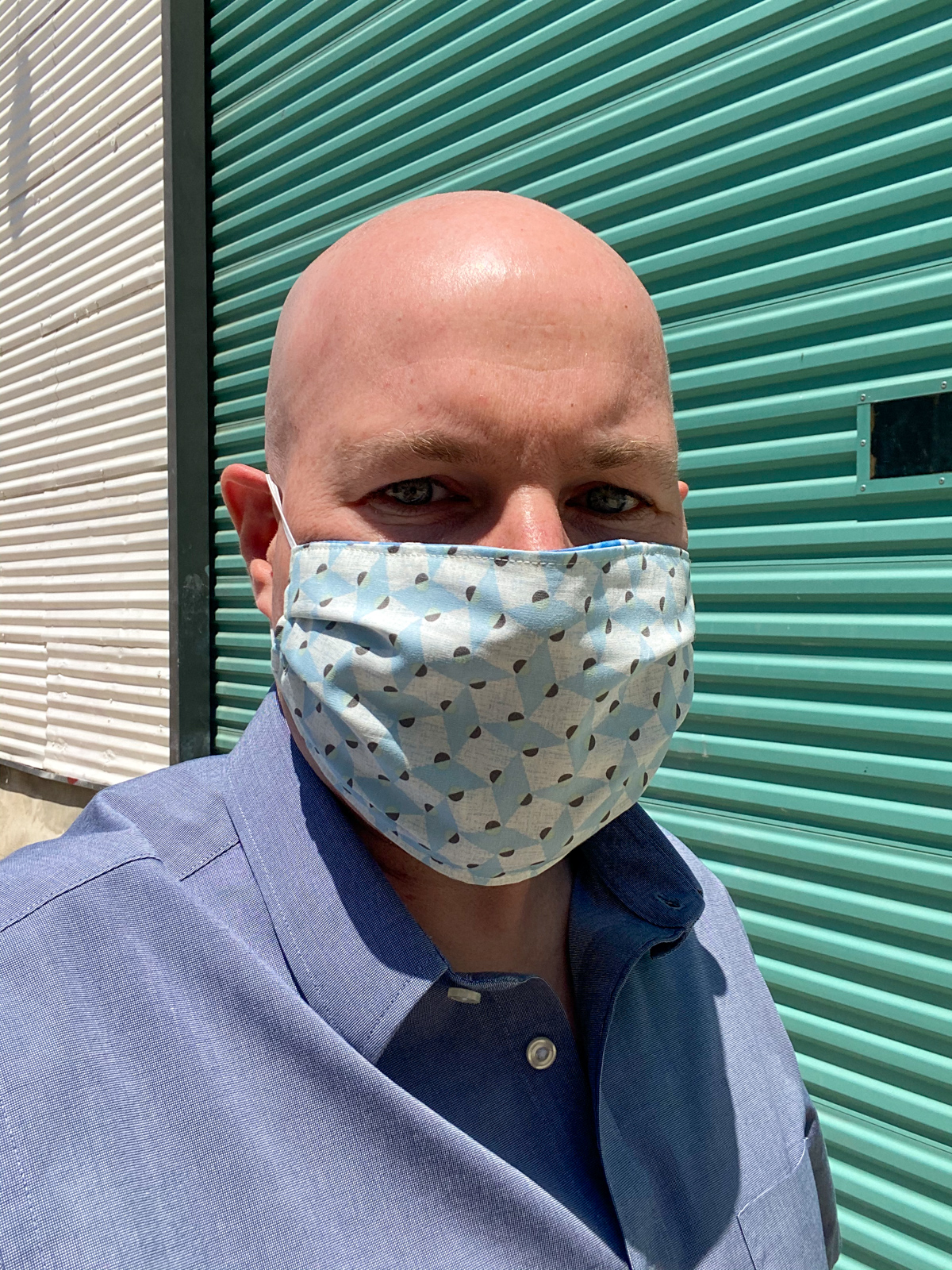 Masked Dave
