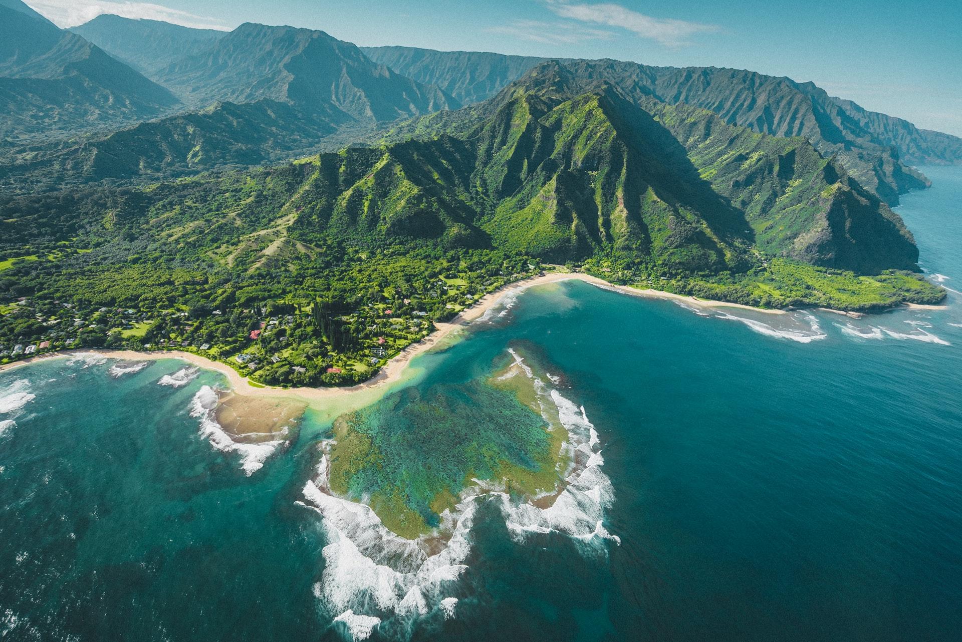 Kauai, Hawaii (photo: Karsten Winegeart)
