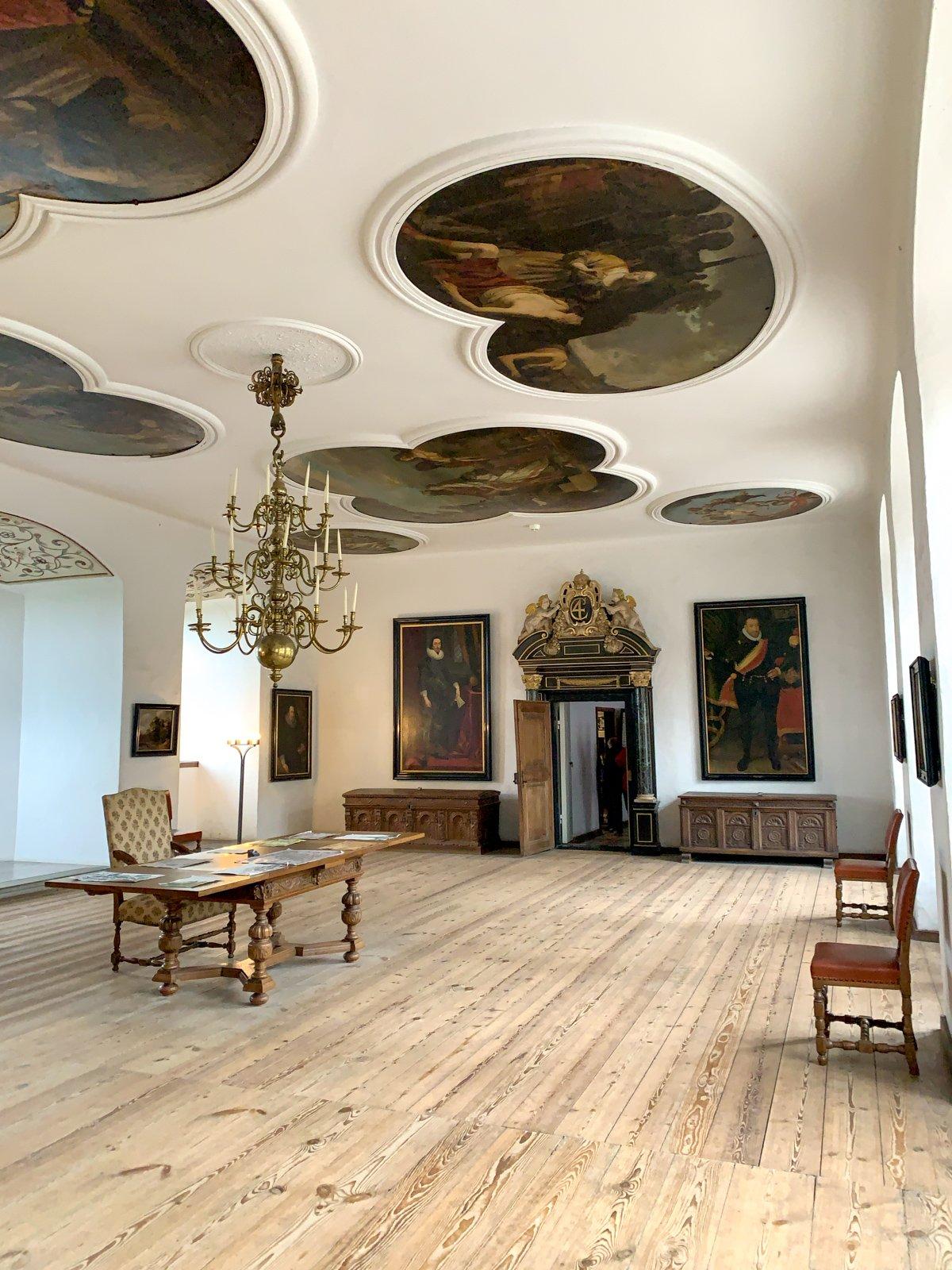King's Chamber at Kronborg
