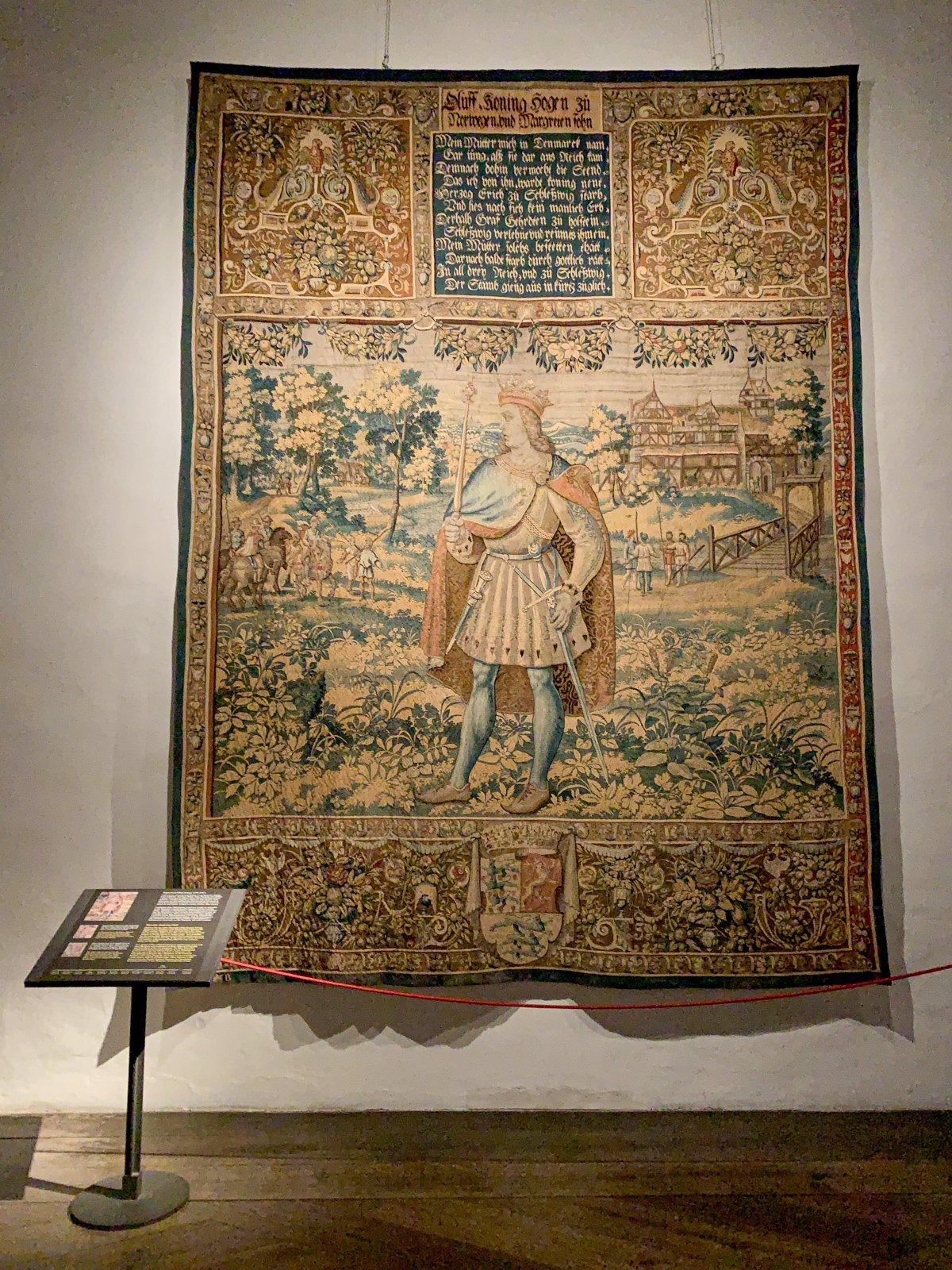 Kronborg tapestry