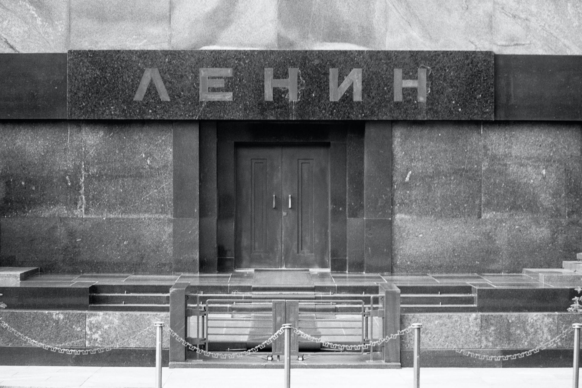Lenin's Tomb (photo: Hennie Stander)