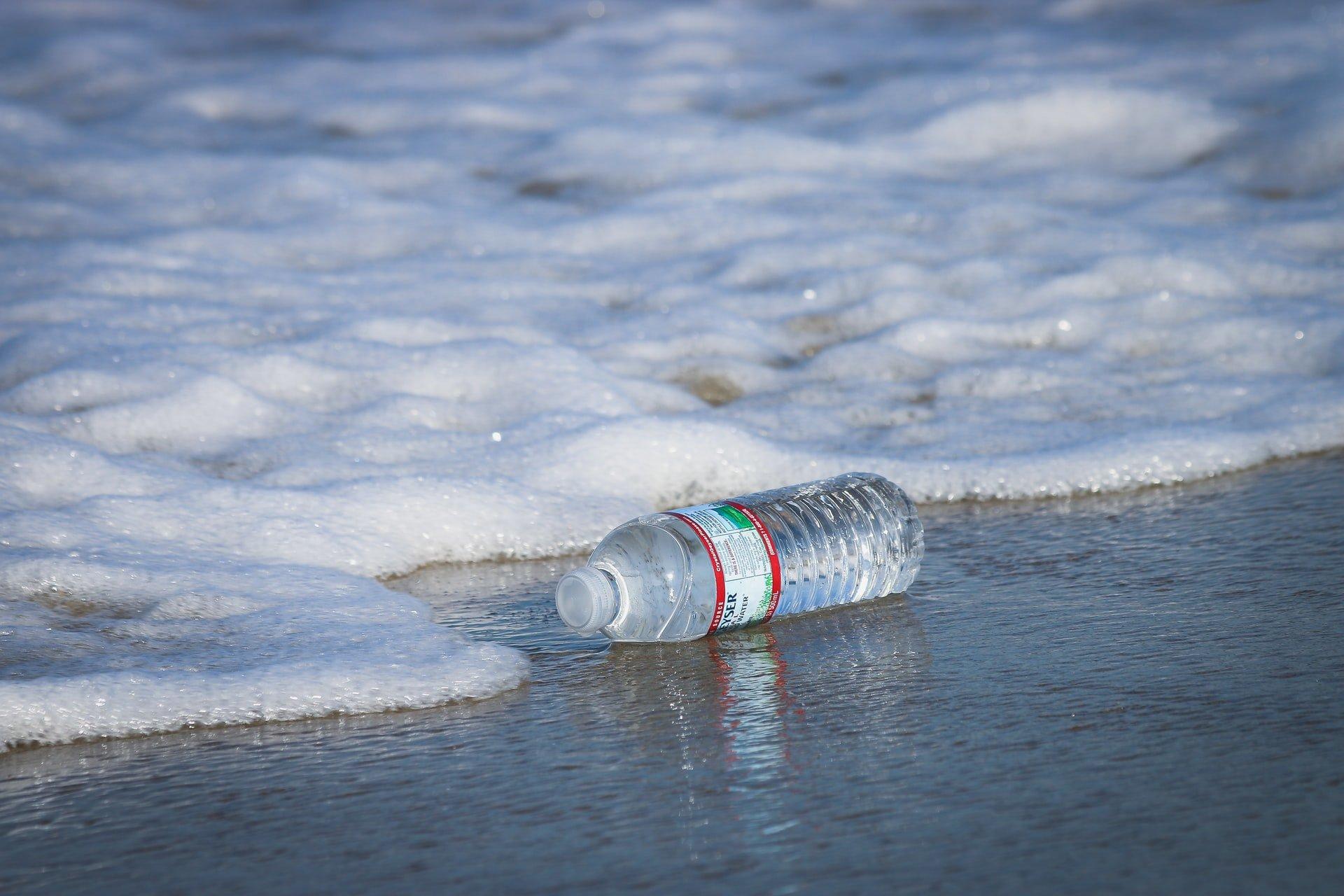 Plastic bottle (photo: Brian Yurasits)