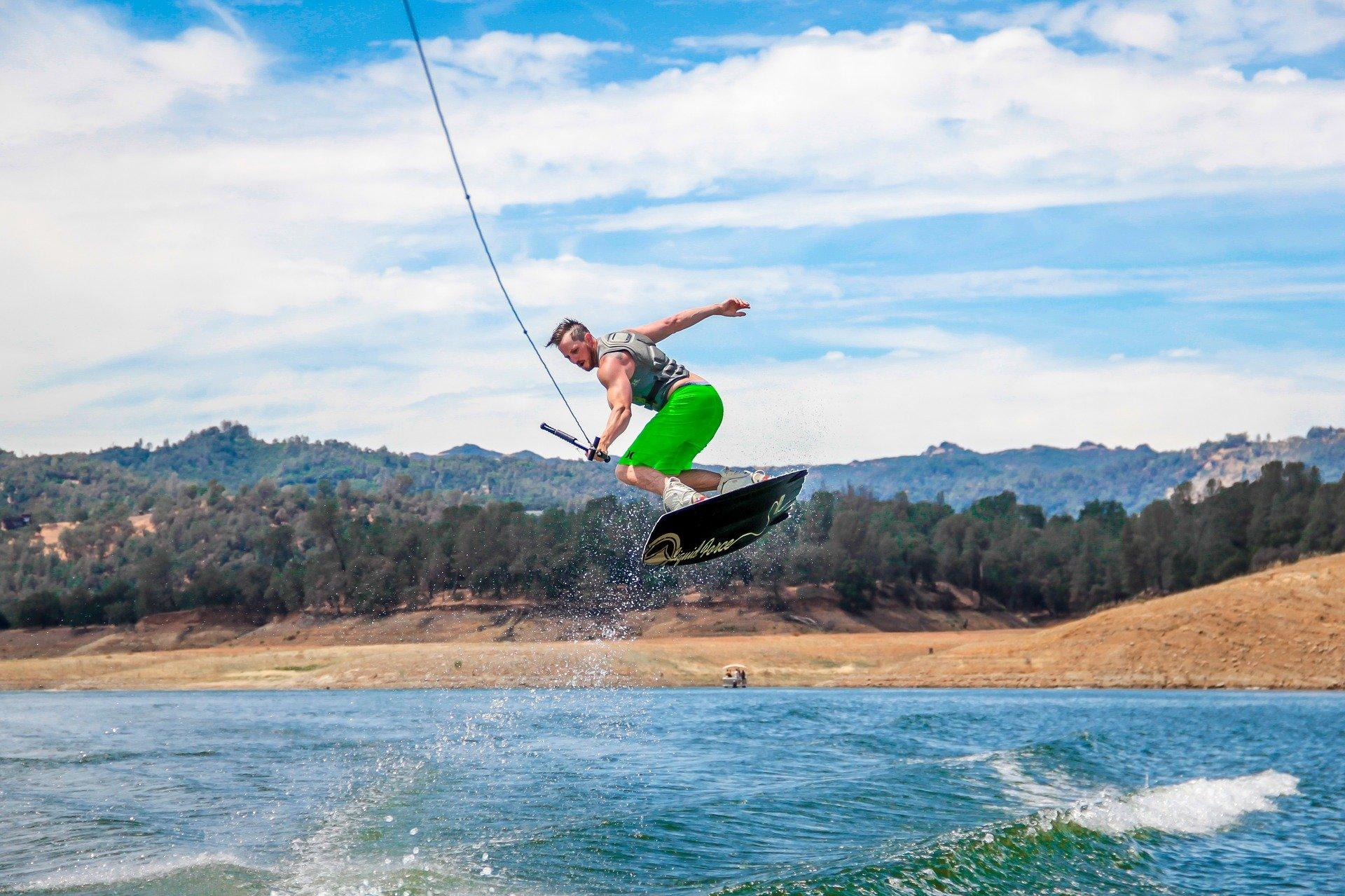 Wakeboarder (photo: chadseiverson)