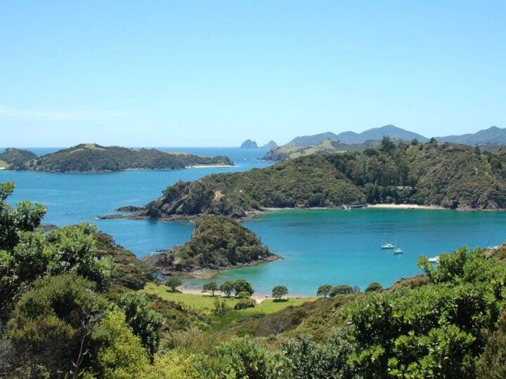Bay of Islands (photo: Linde Lanjouw)