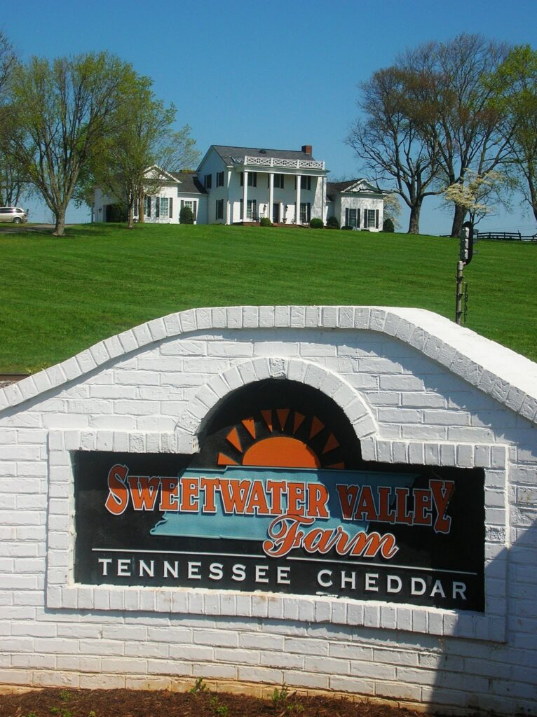 Sweetwater Valley Farm (Photo: Middle East Tennessee Tourism Council METTC)