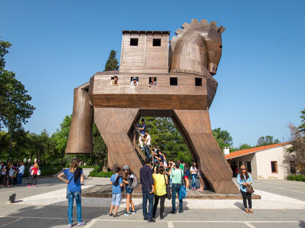 Trojan Horse model