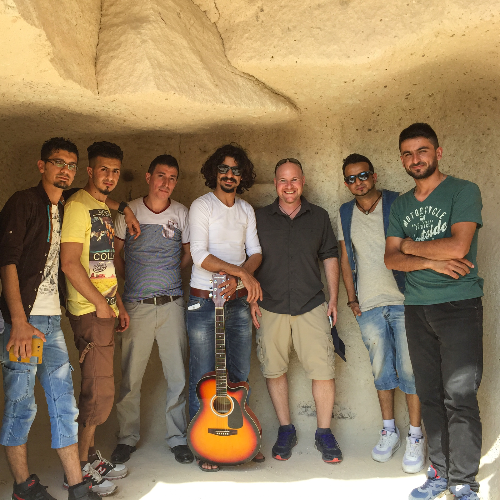 Turkish travelers and me