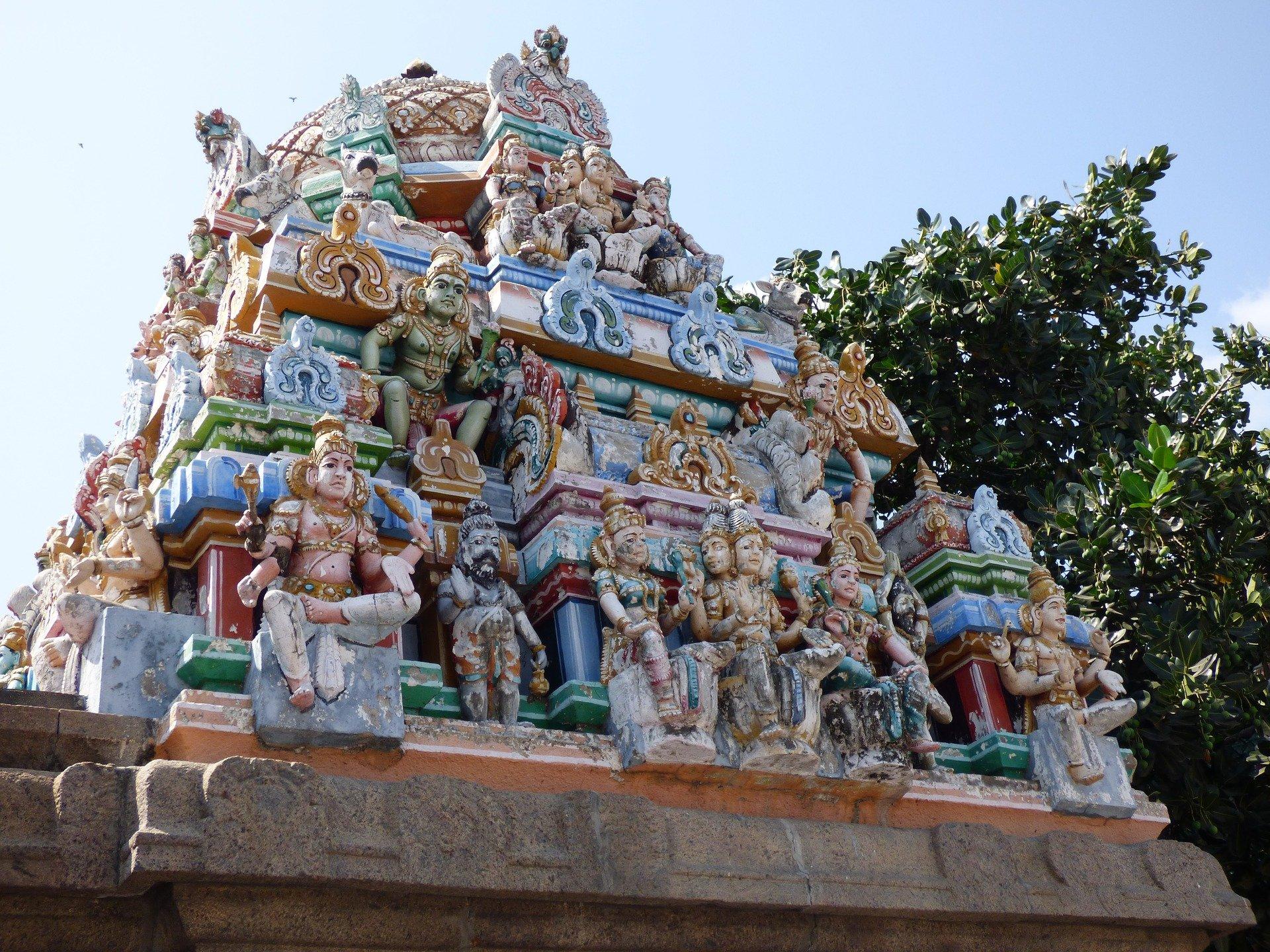 Kapaleeswarar Temple (photo: wedschilde, Pixabay)