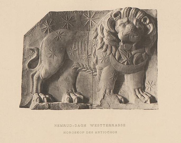 Lion Horoscope (photo: Wikimedia Commons)