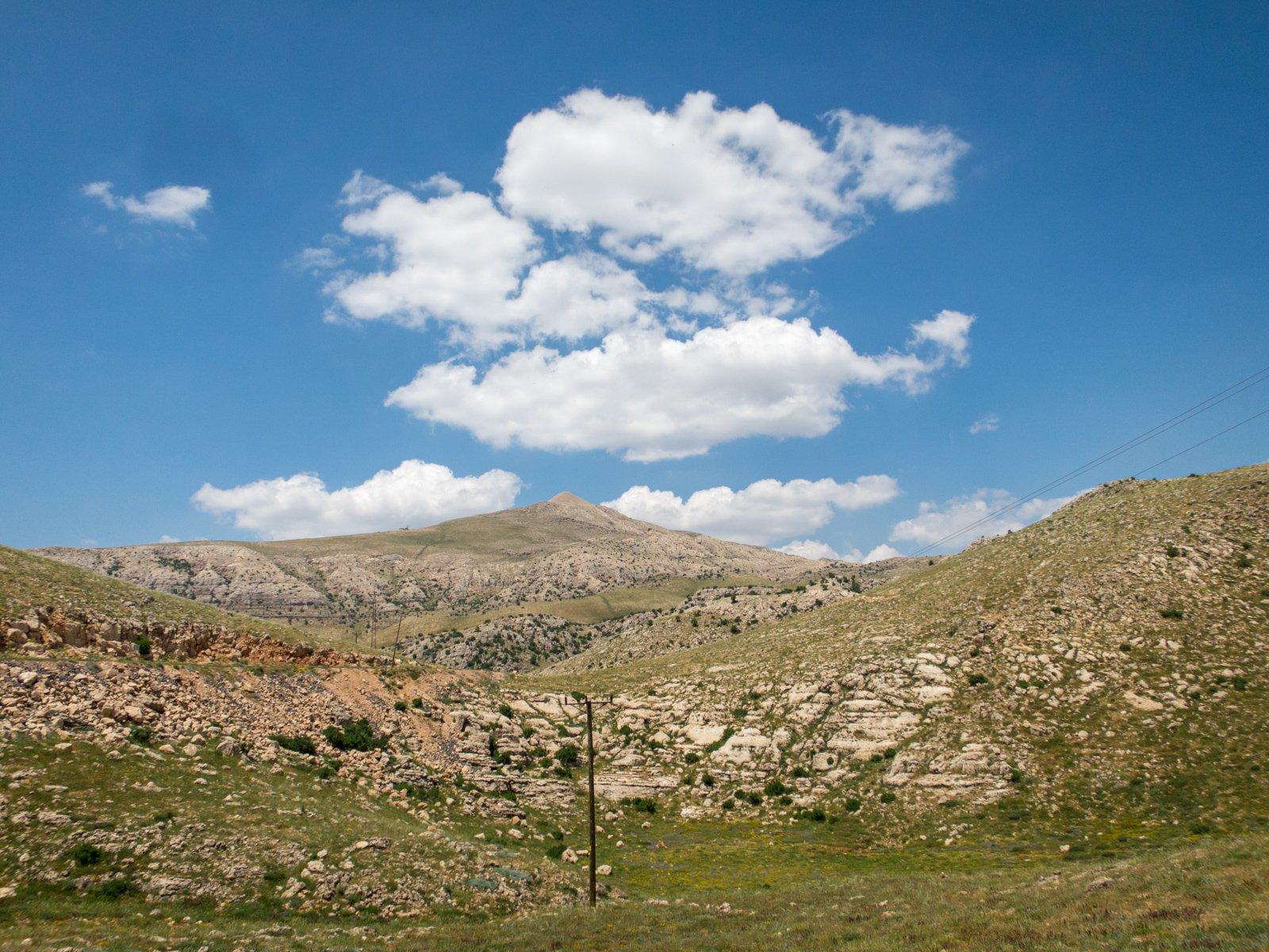 Mount Nemrut in southeastern Turkey
