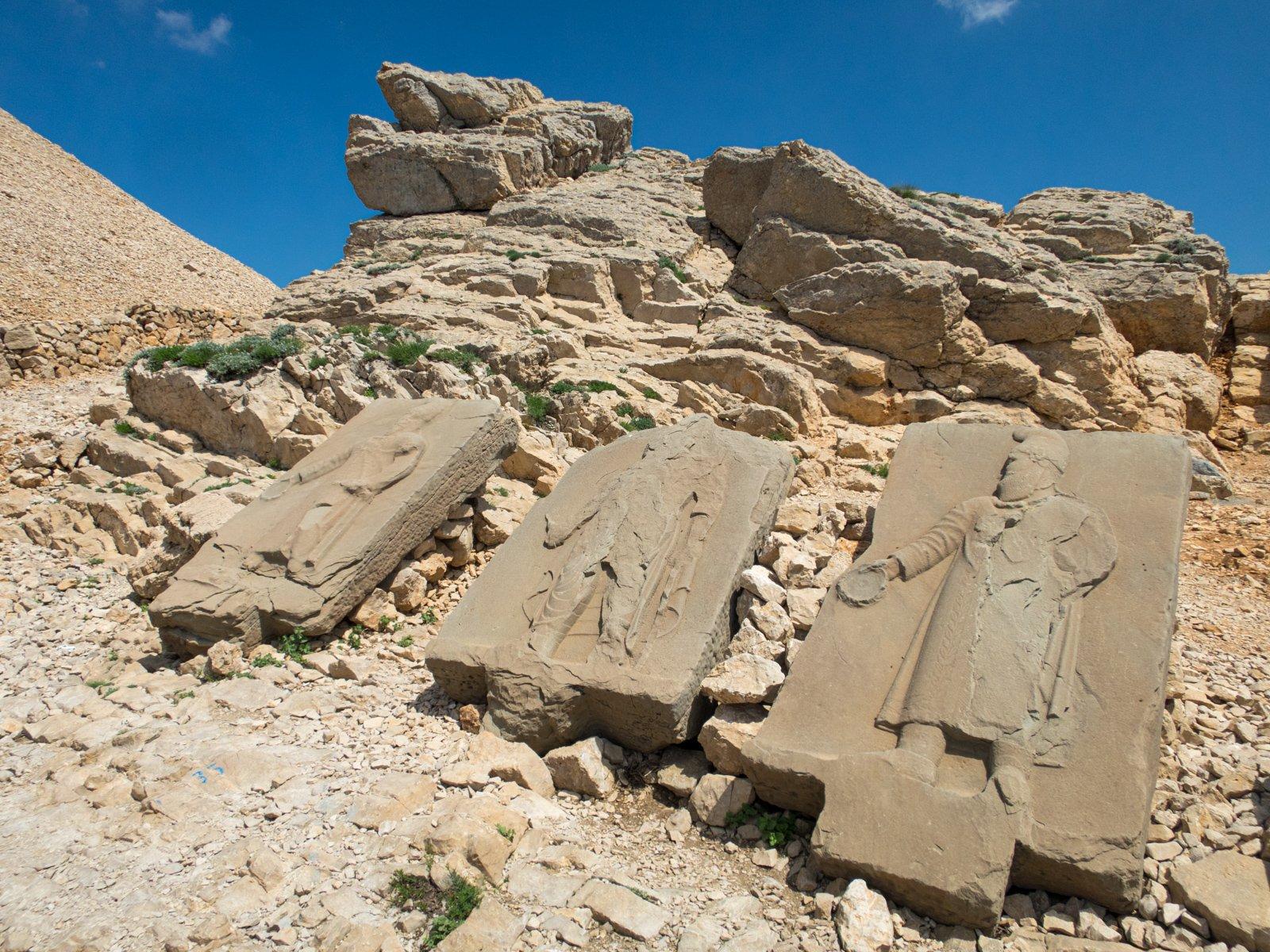 Sandstone Stele