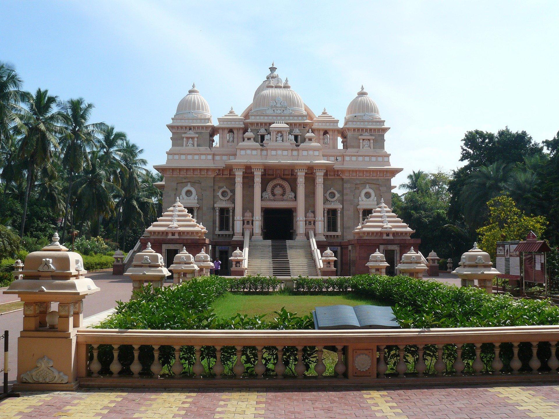 Temple in Chennai (photo: kk, Pixabay)