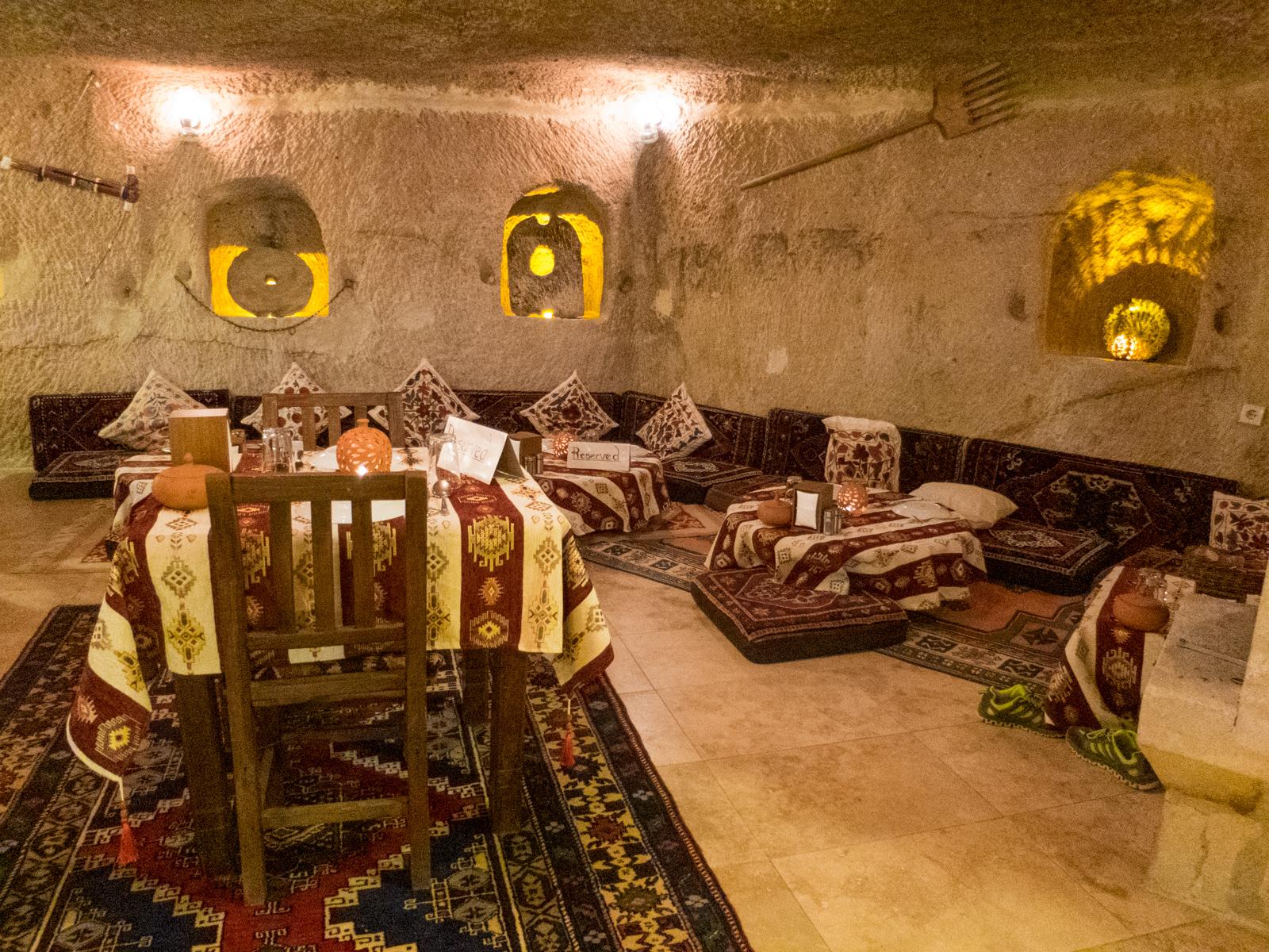 Topdeck Cave Restaurant