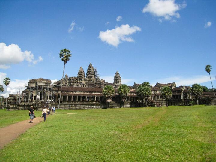 Angkor Wat (photo: Dave Lee)