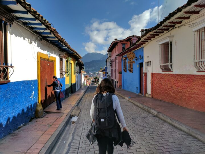 Bogota, Colombia (photo: Michael Baron)